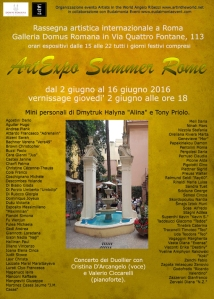 ArtExpo Summer Rome-big